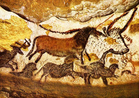 Lascaux, França, 15.000 anos