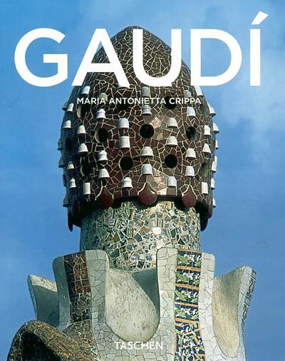 Capa Taschen do Brasil. Especial Gaudí.