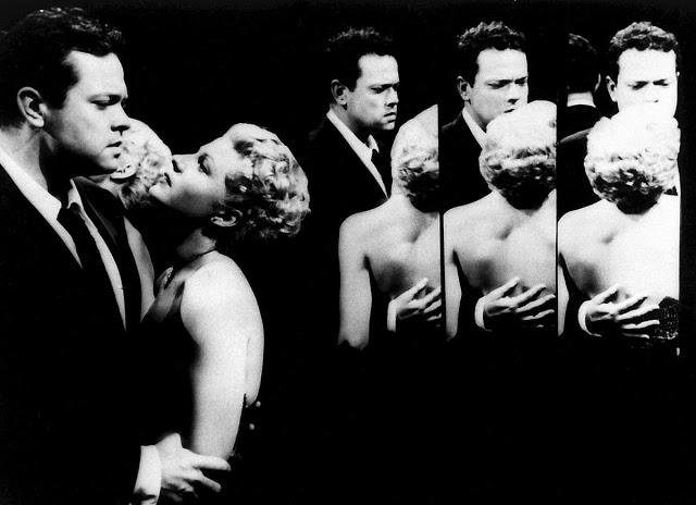 Orson Welles e Rita Hayworth, A Dama de Shangai, 1948