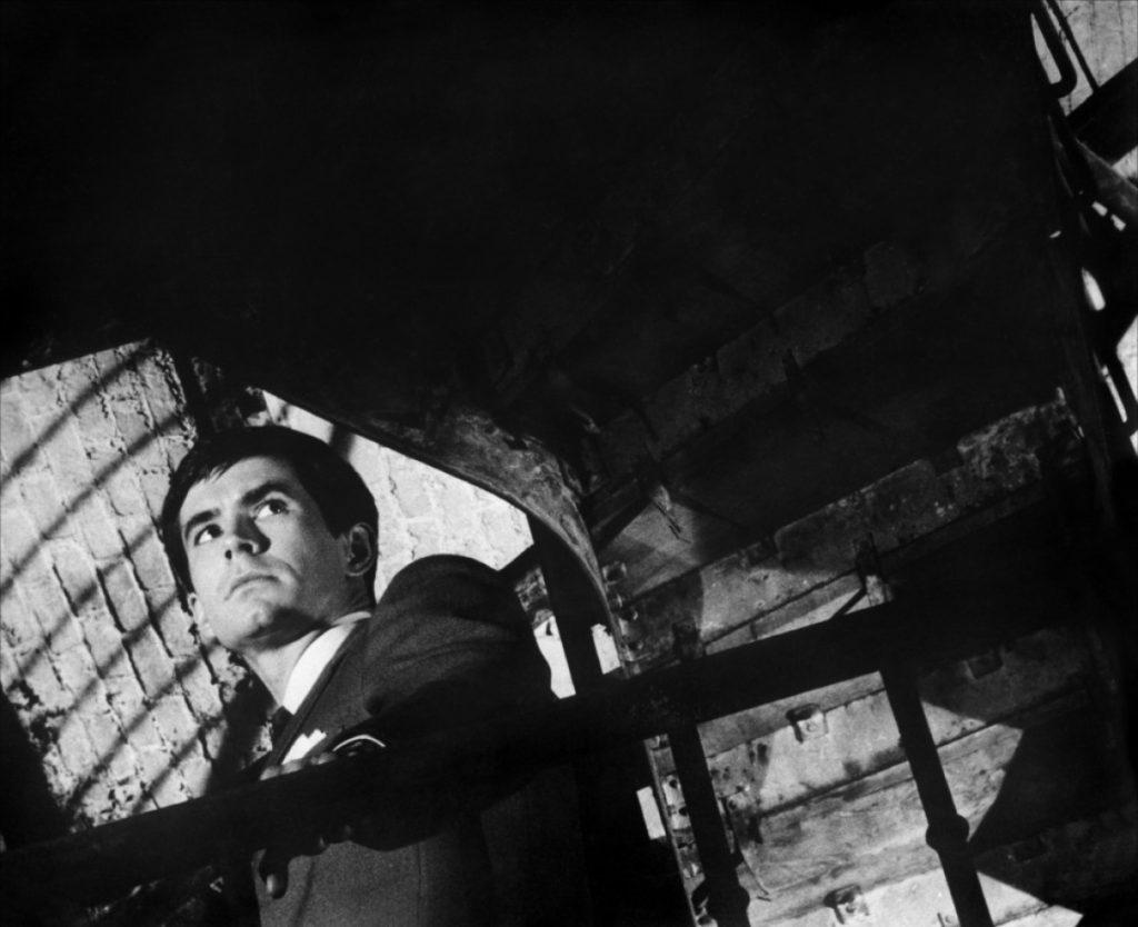 Anthony Perkins como Josef K.